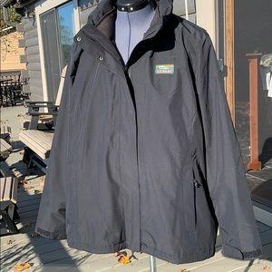 NWT LL Bean 3 in 1 Coat/Jacket 2X